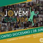 "Convívios Fraternos: Encontro Diocesano reflete o tema anual ""Jovem Convida"""