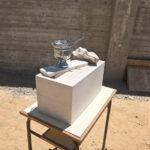 Charneca de Caparica: lançamento da pedra angular da futura igreja paroquial