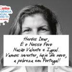 """""""HERÓIS DOAR"""": Cáritas faz apelo público para reforçar assistência socioeconómica às famílias portuguesas"""