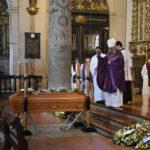 Óbito: Missa Exequial do Padre Manuel Vieira, presidida por D. José Ornelas