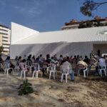 Azeda: comunidade do Coração de Maria volta a celebrar Eucaristia