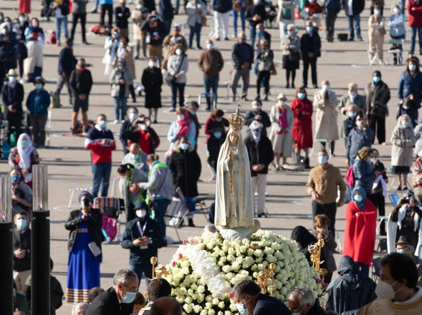 Covid-19: October pilgrimage to Fatima Sanctuary