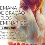 Vocações: Igreja vive a Semana dos Seminários de 1 a 8 de novembro