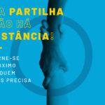 """Caridade: Campanha """"Na Partilha não há distância"""" angariou mais de 10 mil euros para apoiar pessoas afetadas pela pandemia"""