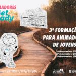 #GetReady: Juventude promove formação para animadores
