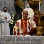 Padre Cláudio Rodrigues celebrou Missa Nova em Palmela