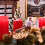 """A Palavra do Papa: a humildade que desarma, a beleza, a alegria cristã e o orante que é """"pão repartido"""""""