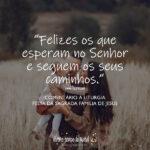 """Sagrada Família: Comentário à Liturgia – """"Felicidade modelar"""""""