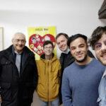Quinta do Anjo: D. José Ornelas participou em encontro com grupo de universitários da paróquia