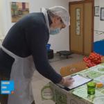 Setúbal/N.ª Sr.ª da Conceição: restaurante social dá apoio alimentar a famílias afetadas pela pandemia