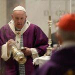 A Palavra do Papa: o percurso da conversão, as transgressões por amor e a viagem de regresso