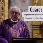 """""""Quaresma, tempo de renovação e de esperança"""": Mensagem de D. José Ornelas para a Quaresma 2021"""
