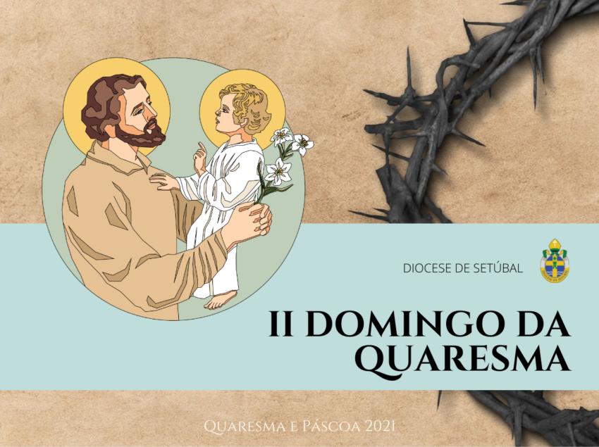20210222-sao-jose-a-caminha-da-misericordia-II Domingo-da- Quaresma-banner