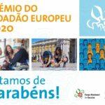 Corpo Nacional de Escutas recebe «Prémio do Cidadão Europeu 2020»