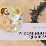 """""""São José: Caminho para a Misericórdia"""" #5: IV Domingo da Quaresma"""