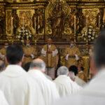 """Missa Crismal/D. José Ornelas: """"Ao serviço da Igreja, Mãe Acolhedora"""""""