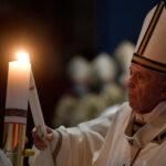 A Palavra do Papa: a cruz salvífica, os irmãos de sangue, o caminho para a Galileia e a alegria do Ressuscitado
