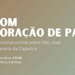 Caparica: Vigararia promove encontros online sobre São José