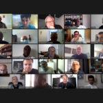 Formação/Clero: Presbíteros e diáconos estiveram em manhã formativa sobre sinodalidade missionária e novos ministérios