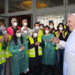 A Palavra do Papa: a Terra em restauro, a comunidade mundial, os pastores que servem e o encontro com Jesus em nós
