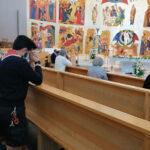 Lausperene Pascal: Vigararia de Barreiro-Moita em adoração do Santíssimo Sacramento