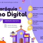 Comunicação: Ciclo de workshops sobre ação pastoral em contexto digital tem início em maio
