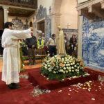 São Lourenço de Alhos Vedros: Comunidade oferece uma nova coroa à Imagem da Virgem Santa Maria do Rosário de Fátima