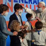 A Palavra do Papa: a primavera demográfica, a esperança comunitária, os missionários do mundo e os obstáculos à oração