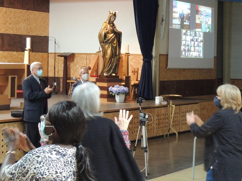2021-05-22- Efusão do Espírito Santo- Pavilhão no Santuário do Cristo Rei (158)