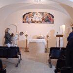 Anunciada/Setúbal: D. José Ornelas abençoou a recém-restaurada Capela da Ressurreição