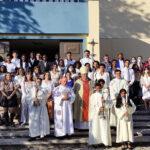 Barreiro: Crismas na Paróquia de Santa Maria