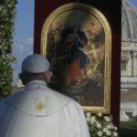 A Palavra do Papa: o fiel servidor, a beleza do desporto, a unidade amorosa, a Senhora Desatadora dos Nós e a oração em relação