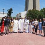 Pragal: Paróquia de Cristo Rei celebrou o Sacramento do Crisma
