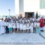 Crismas: Novas confirmações na Paróquia do Lavradio