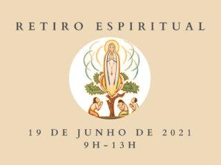 Retiro espiritual organizado pelo movimento da mensagem de Fáti