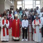 Crismas/Setúbal: Sacramento da Confirmação na Paróquia de Nossa Senhora da Conceição