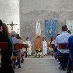 Charneca de Caparica: Paróquia assinala início das celebrações na nova igreja com visita da Imagem Peregrina de Nossa Senhora de Fátima