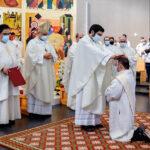 """Ordenação Presbiteral/D. José Ornelas: """"Caro Tiago, sê sempre um padre segundo o Coração de Jesus e revela a todos o seu amor"""""""