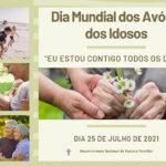 Dia dos Avós: Idosos de Portugal vão ser desafiados a escrever «um sonho, uma memória e uma oração»