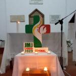 JMJ/Sentido 23: Jovens da Diocese reuniram-se em momento de oração dedicado ao Sagrado Coração de Jesus