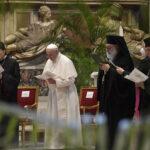 """A Palavra do Papa: a fraternidade no """"País dos Cedros"""", a consciente preocupação com o mundo e a novidade de Deus"""