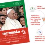 """JMJ/""""Faz Missão"""": Jovens portugueses são desafiados a participar em iniciativa missionária com idosos"""