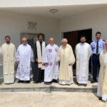 Clero: Padre Carlos Póvoa Alves, Pároco Emérito de São Lourenço de Alhos Vedros, celebrou o 60º aniversário de sacerdócio