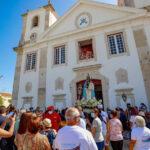"""Santa Cruz/Barreiro: Nossa Senhora do Rosário em procissão no rio Tejo com o objetivo de """"evangelizar para lá das paredes da Igreja"""""""