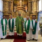 Barreiro/Moita: Santo André e Alhos Vedros recebem o Padre Tiago da Eira Pereira