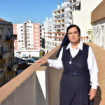 """Irmã Fátima Ferraz, fmns: """"Há sempre muita coisa por fazer: o que é preciso é sair do sofá"""""""