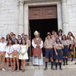 Montijo/Crismas: Paróquia do Divino Espírito Santo tem 18 novos jovens confirmados