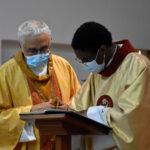 Laranjeiro-Feijó: Padre Sisto Sacatu e Padre José Pinheiro tomaram posse na nova comunidade