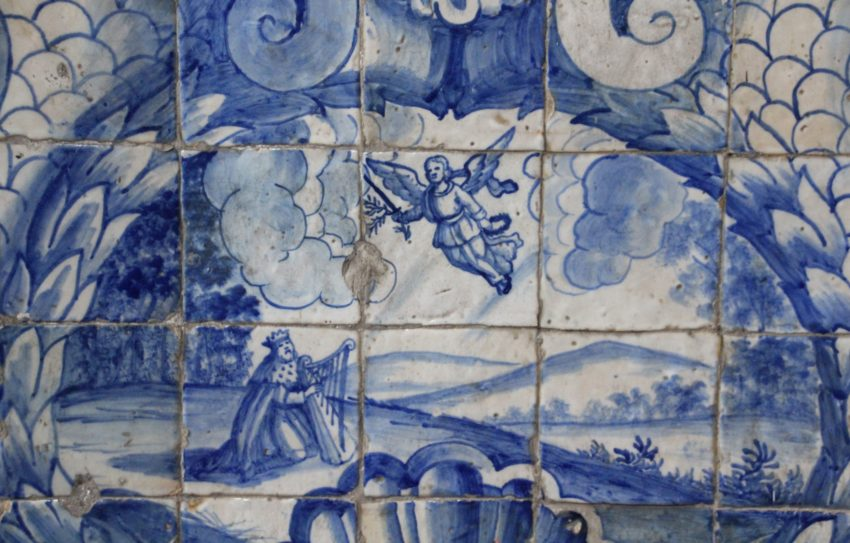CDASS - Azulejo Capela do Bonfim